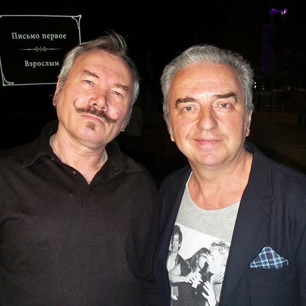 Владимир Шахрин, Владимир Бегунов, фото