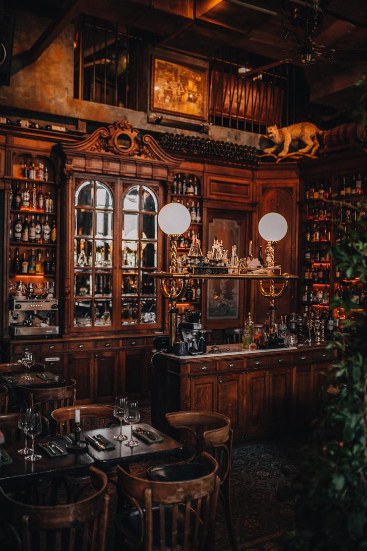 Фото №2 - Винный бар Pharmacie в Москве