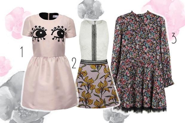 Фото №2 - Топ-10: Весенние платья
