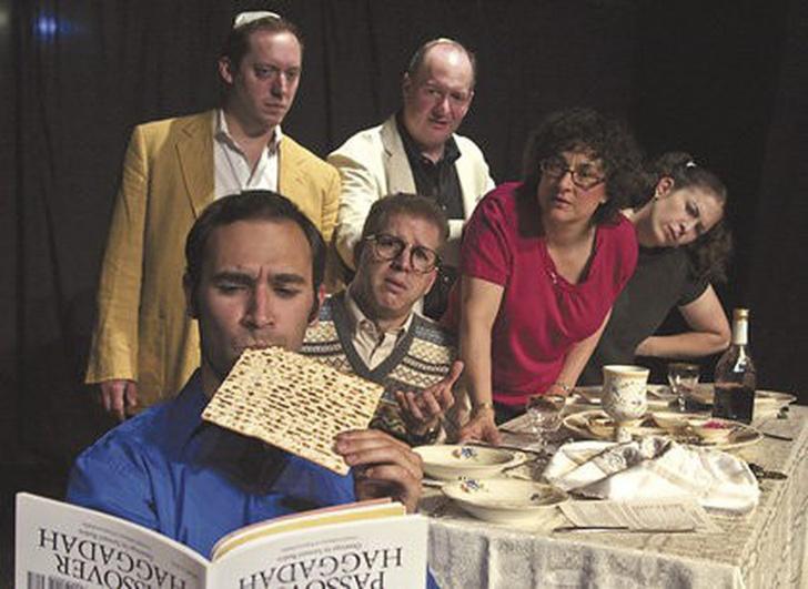 Фото №2 - Моисей и все-все-все! Кто такие евреи и почему о них все время говорят?