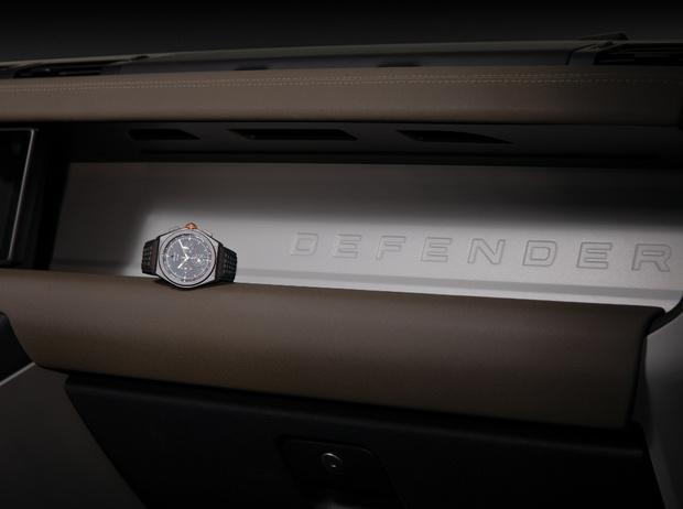 Фото №1 - Часы для сильных духом: Zenith совместно с Land Rover создали новые часы