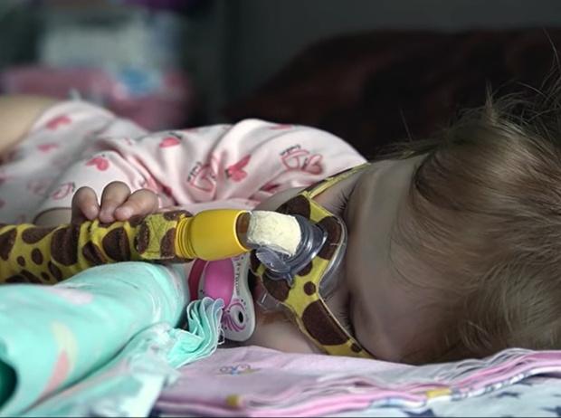 Фото №2 - Дети-смайлики: как живут и умирают малыши со спинальной мышечной атрофией