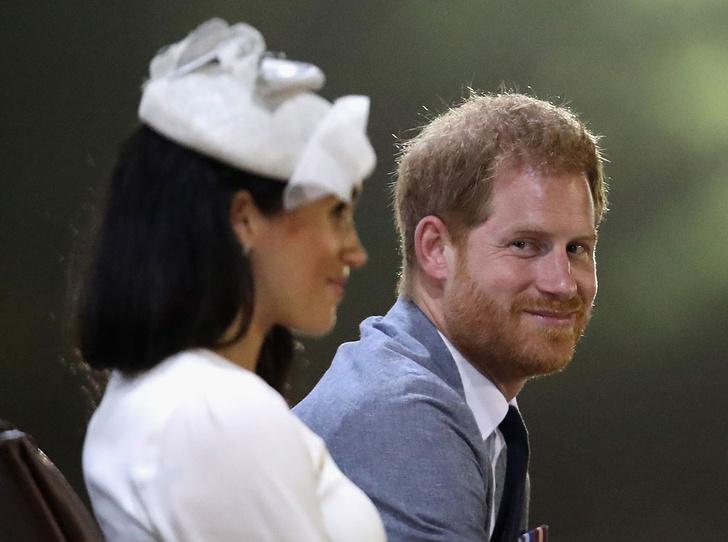 Фото №3 - Какие правила придворного этикета беременности уже пересмотрела герцогиня Сассекская