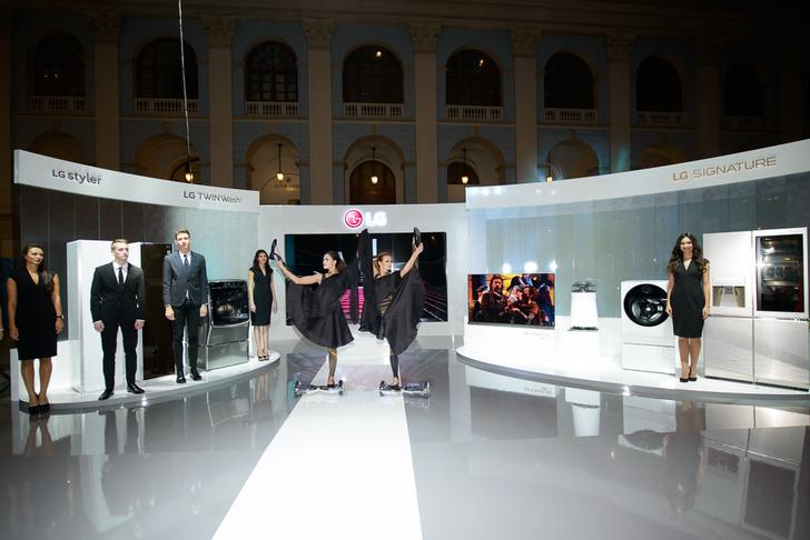 Фото №2 - Высокие технологии  LG для высокой моды