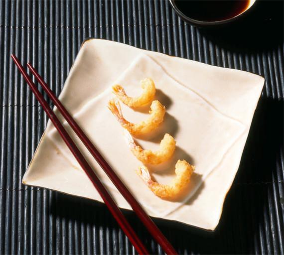 Креветки темпура дома рецепт