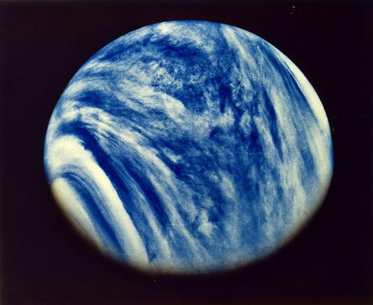 Фото №1 - Появление фосфина на Венере объяснили вулканизмом