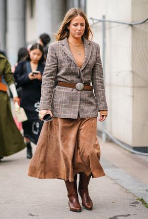 Фото №2 - С чем носить ковбойские сапоги: на каждый день, в офис и на вечеринку