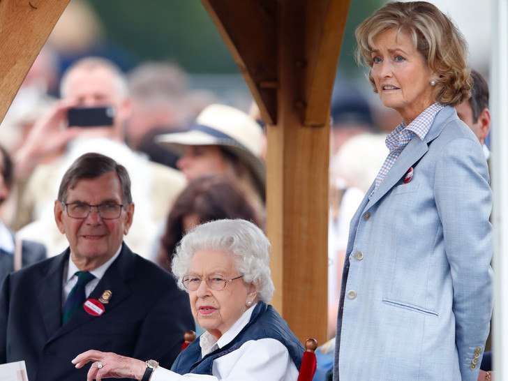 Фото №2 - Ближний круг Ее Величества: с кем дружит Королева (и дружит ли вообще)