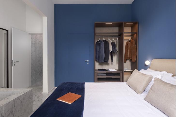 Фото №6 - Современная двухуровневая квартира во Флоренции