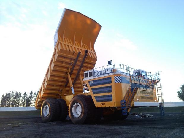 Фото №3 - БелАЗ-75710— наш самый большой в мире грузовик