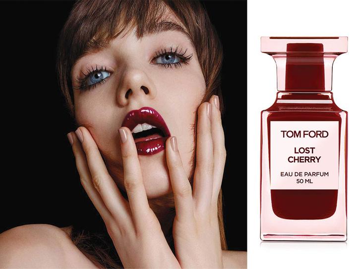 Фото №1 - Аромат дня: Lost Cherry от Tom Ford