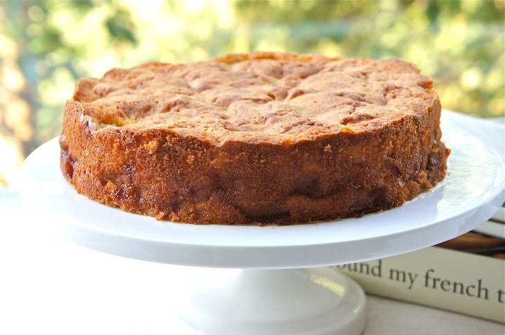 Фото №4 - Подарок маме на 8 марта: печем яблочный пирог