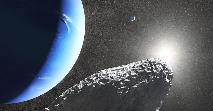Фото №1 - Новой луне Нептуна присвоили название
