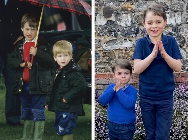 Фото №1 - Братья-соперники: могут ли Джордж и Луи повторить судьбу Уильяма и Гарри
