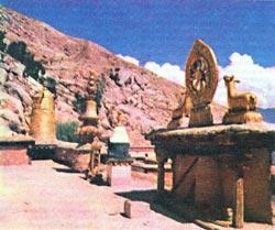 Фото №2 - По Тибету
