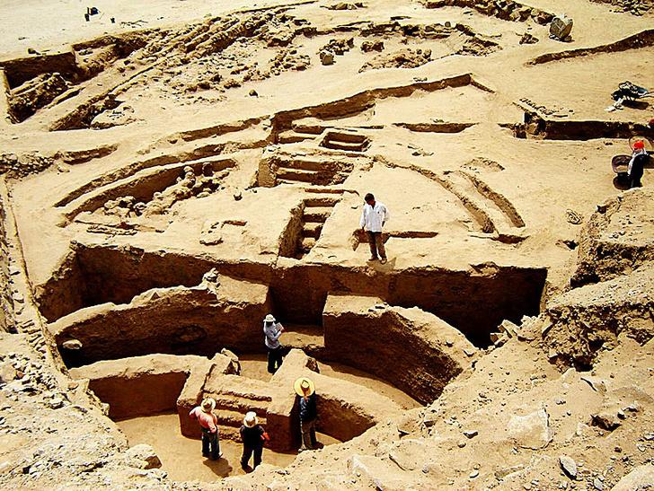 Фото №6 - 5500 лет назад… появилась письменность