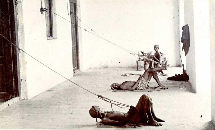 Фото №1 - История одной фотографии: панкахваллы за работой, 1900-е годы