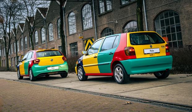 Фото №2 - Volkswagen возродил клоунский автомобиль