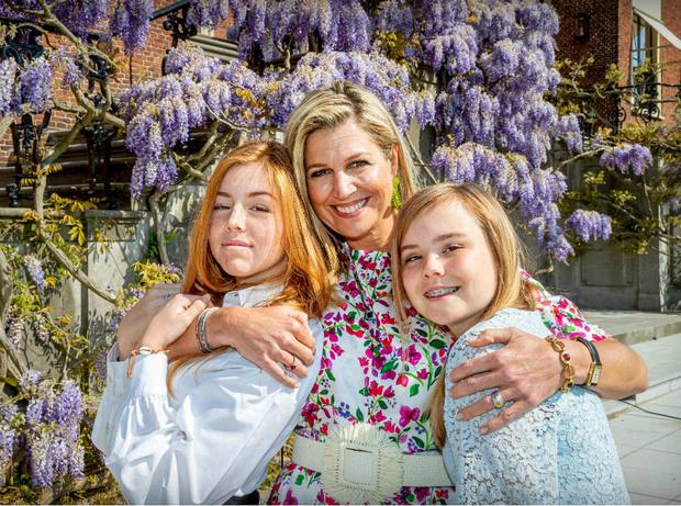Фото №1 - «Самые красивые принцессы Европы»: в Сети обсуждают дочерей короля и королевы Нидерландов