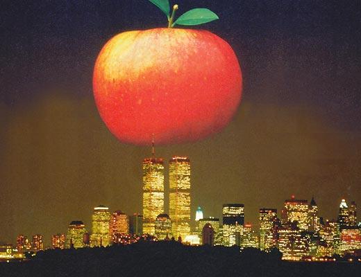 Фото №1 - Отведайте вкус «большого яблока»