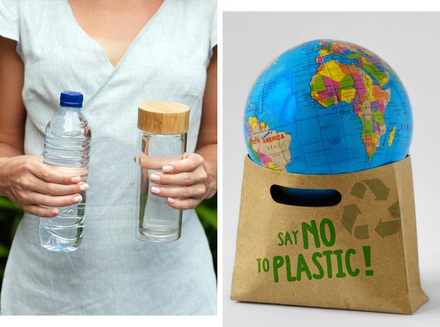 Фото №1 - Меньше пластика: 9 простых способов помочь экологии