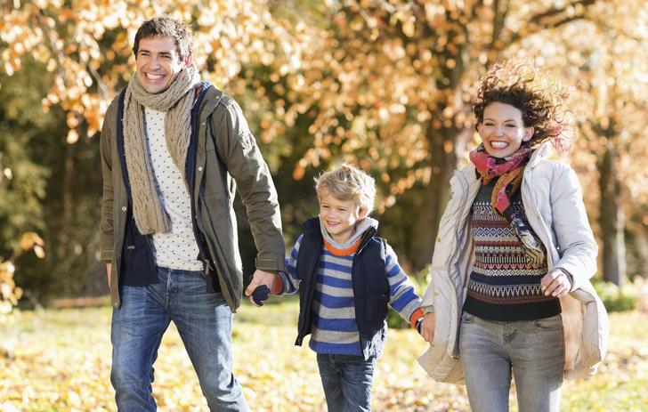 Фото №1 - Найдены гены семейного счастья
