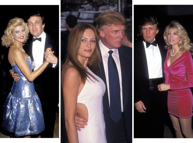 Фото №1 - Кто вы, миссис Трамп: три главных женщины президента США