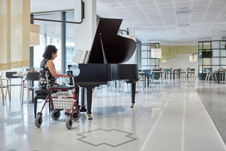 Фото №6 - Реабилитационный центр в Нидерландах