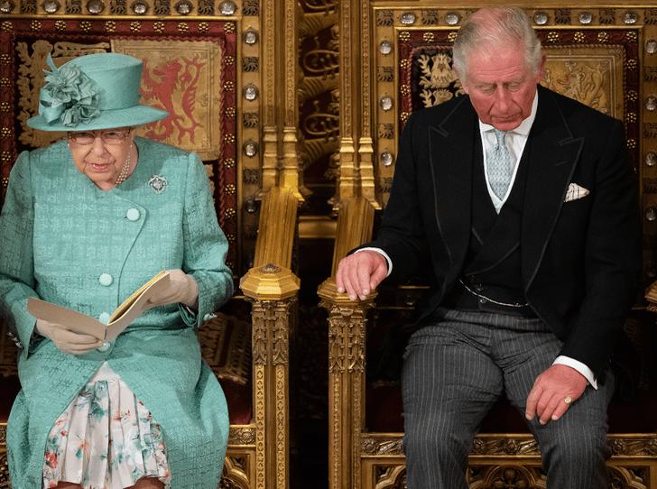 Фото №2 - Когда речь затянулась: с принцем Чарльзом случился конфуз