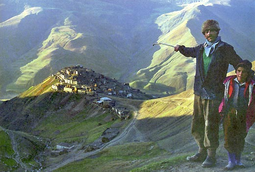 Фото №7 - Забытый в горах Кетш