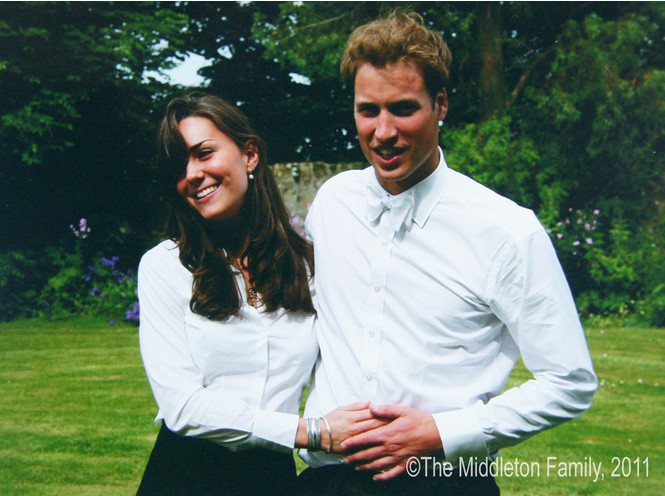Фото №2 - Какое правило соблюдали Кейт и Уильям в начале отношений (но только когда гостили у принца Чарльза)