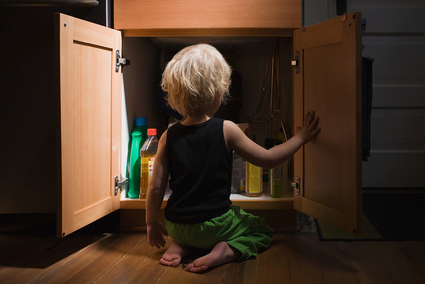 Безопасный дом для ребенка