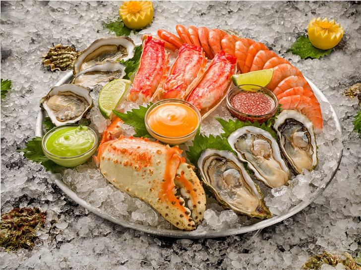 Фото №3 - Тунец и плато морепродуктов: где в Москве заказать морские деликатесы