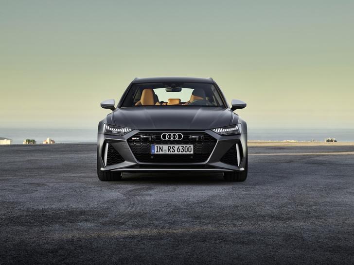 Фото №1 - Легенда RS: новый Audi RS 6 Avant
