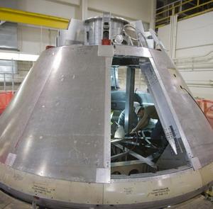Фото №1 - NASA начнет испытания Ориона