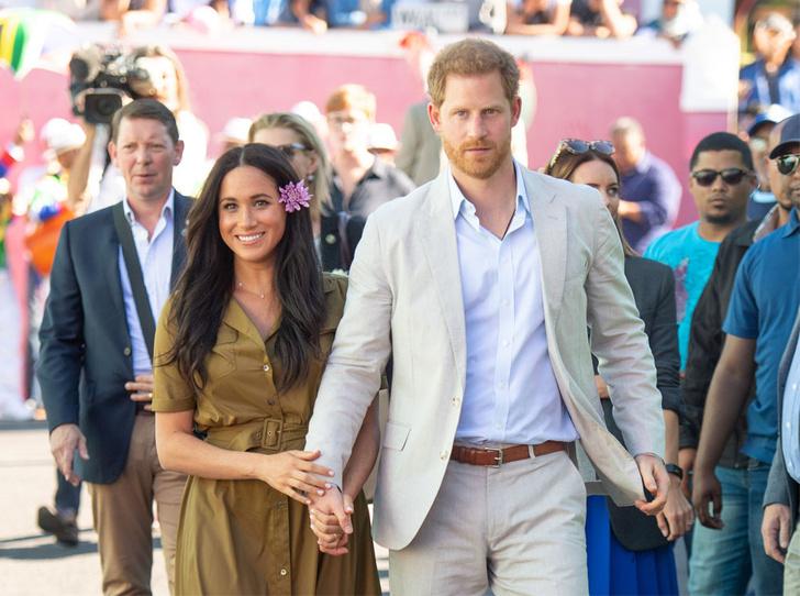 Фото №3 - Принц Гарри и герцогиня Меган подали в суд на таблоид