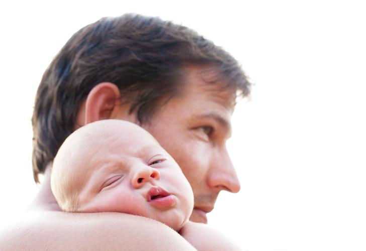Как правильно брить голову новорожденному