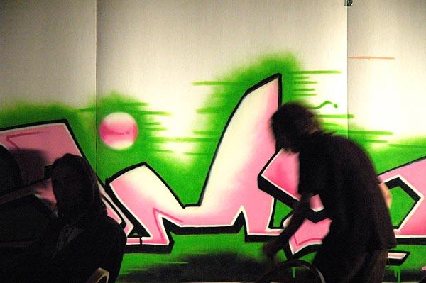 Фото №1 - Вандалы-художники с городских помоек