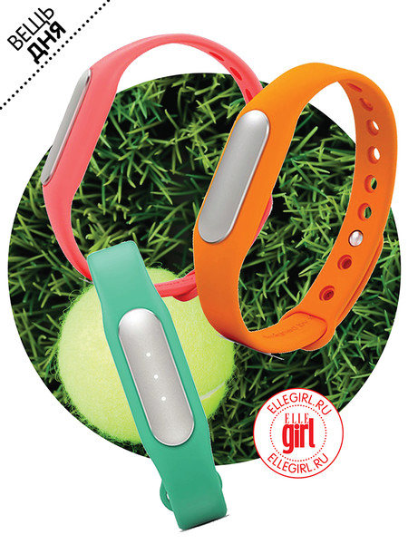 Фото №1 - Вещь дня: Фитнес-браслет Xiaomi Mi Band