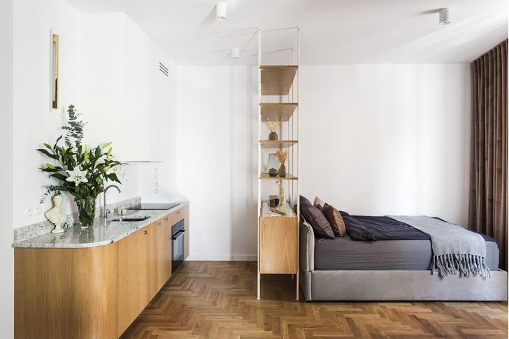 Фото №2 - Уютная маленькая студия в Варшаве