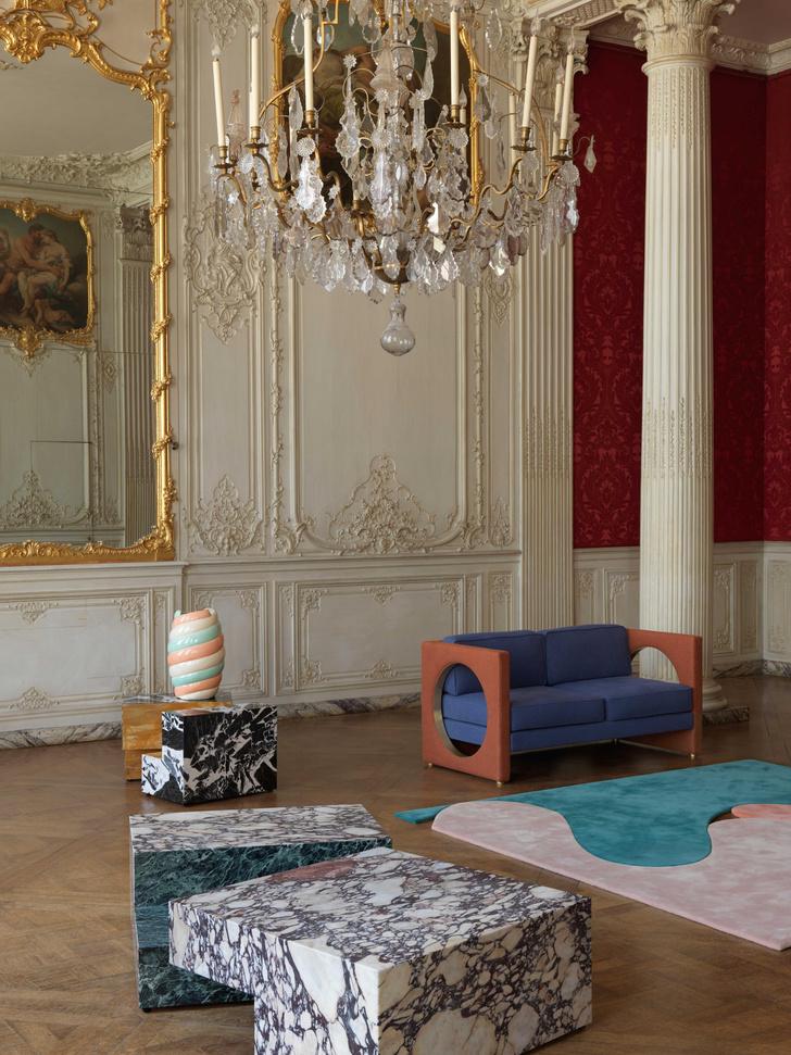 Фото №5 - Инсталляция Пьера Гоналона в Hôtel de Soubise