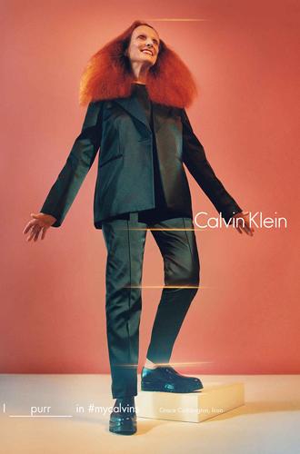Фото №17 - Четыре причины начать следить за Calvin Klein