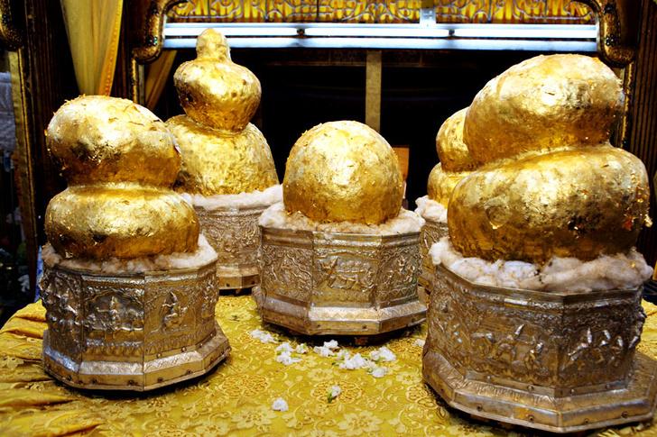 Фото №2 - Традиции: Мьянма