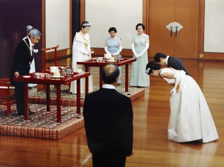 Фото №4 - Королевская свадьба по-японски: как женился наследник Хризантемового трона