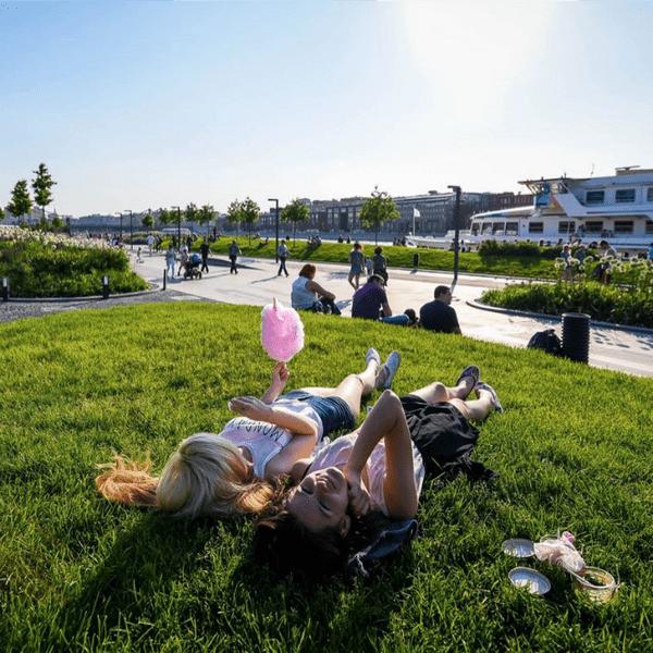 Фото №3 - Парк Горького открывает сезон счастья