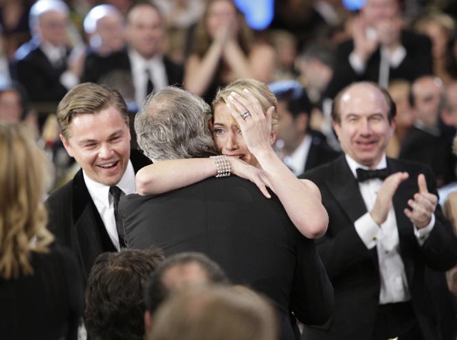 Фото №8 - Кейт Уинслет и Леонардо ДиКаприо: история самой крепкой голливудской дружбы