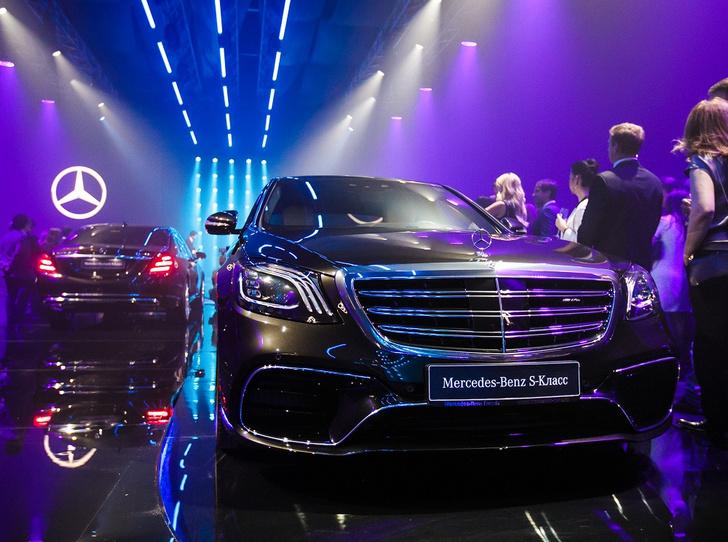 Фото №1 - Mercedes представил обновленные модели S-Класса