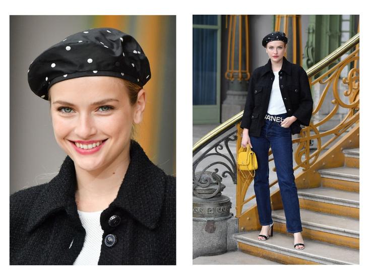 Фото №8 - «Я люблю принцессу Диану, восхищаюсь ей»: новый амбассадор L'Oreal Paris Камилль Раза