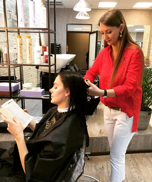Фото №2 - Лиза Боярская: актрисы не стригутся и не делают маникюр