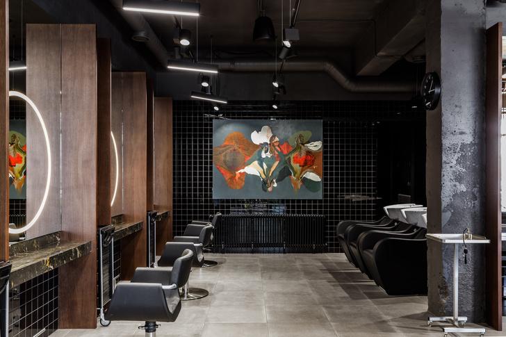 Фото №1 - Салон красоты со специальной комнатой для селфи
